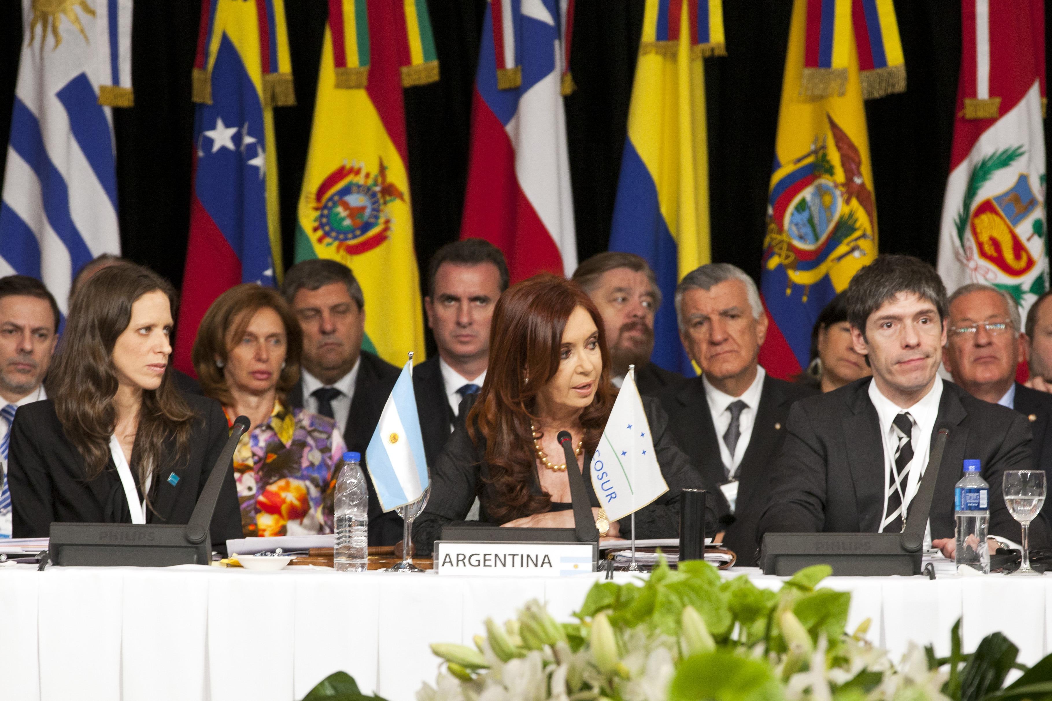 Inauguración de la XLIII Cumbre de Jefes y Jefas de Estado del